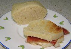 PAAAAAN!! PAN, PAN PAAAAAN! Y sin corteza, blandito, con cuerpo, y no se desmiga. ¡Y es sin gluten, y sin lactosa!   ¿Imposible? A...