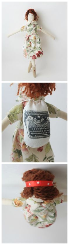 Personalized doll made from picture #fulanabeltranasicrana