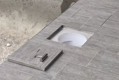 Our range of inlay lids for skimmers, drain and access points have revolutionised landscaping reforming those traditional eyesore spots into hidden no shows Pool Skimmer, Glass Pool, Pool Fence, Box With Lid, Pool Designs, Swimming Pools, Nova, Detail, Architecture