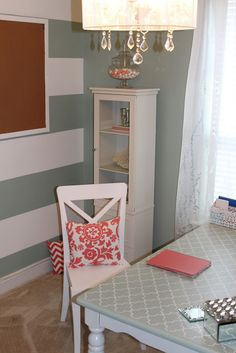 O is for Organize.: Home Office Reveal
