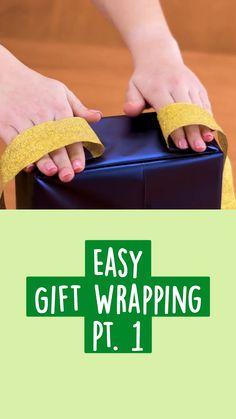 Christmas Gift Wrapping, Diy Christmas Gifts, Holiday Crafts, Holiday Fun, Creative Gift Wrapping, Present Wrapping, Creative Gifts, Wrapping Ideas, Creative Ideas
