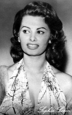 Sophia Loren! )