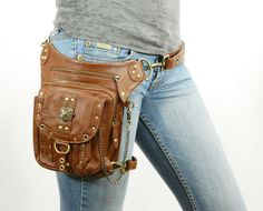 The Warrior Pack is the SEXIEST purse ever created. Worn 8 different ways!