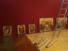 #invasionidigitali  #museodiocesanocatania #siciliainvasa #igersicilia #igersitalia     #olegsupereco @MuseoDiocesiCT ...l'intensità del volto di Cristo