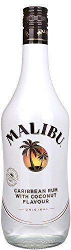 10,51€ - Licor Malibu - Ron con sabor de coco, 18%, 70 cl