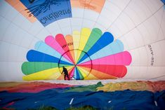 """I just posted """"Hot air balloon festival"""" to Exposure"""