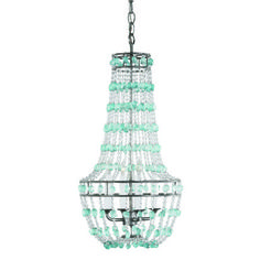 Duke 4 Light Chandelier by Arteriors - http://www.lightopiaonline.com/duke-4-light-chandelier.html
