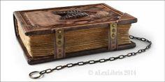 aLexLibris - bookart  unique accessories