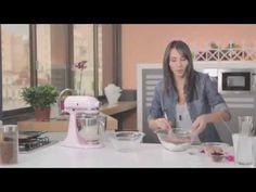 Σοκολατένια Devil's food cupcakes με γιαούρτι Total