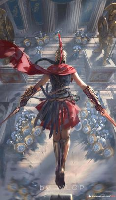 Assassins Creed Odyssey Kassandra credit to the artistYou can find Assassins creed and more on our website.Assassins Creed Odyssey Kassandra credit to the artist Tatouage Assassins Creed, Arte Assassins Creed, Assassins Creed Odyssey, Assassins Creed Origins, Assassins Creed Quotes, Video Game Art, Video Games, Assasins Cred, Assassin's Creed Wallpaper