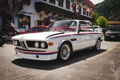 BMW 3.0 CSL.