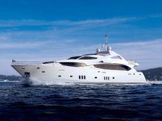 New 2013 - Sunseeker Yachts - 34 Metre Yacht