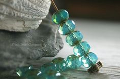 6mm Beads Czech Glass Beads 6mm Glass Beads Czech by FreshBeadsCo, $3.65