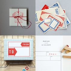 15 Charming Ways to Send Mail. Perfect, because I am all about charming mail!