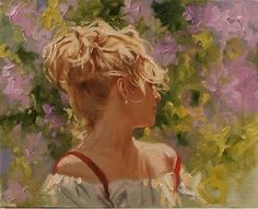 🌹peintures de  RICHARD .S  JOHNSON