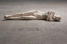 Bruno Walpoth - Bei mir - cm. 156 x 51 x 38 - 2012-  wood