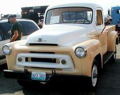 1957 International S120 pickup