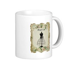 vintage design on accessories and products coffee mug
