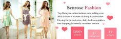 Top malaysia Online Fashion Store Selling Over 5000 Choices of women clothing and accessories .Having the lowest price,daily fashions updates,fast shipping &frendily customers service.