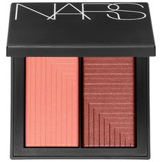 What it is: A blush duo in one compact for endless cheek looks.  What it does:These dual-intensity, silky, wet or dry blushes are uniquely formulated with NARS' exclusive Translucent Prismatic Technology, which allows for multidimensional effects.