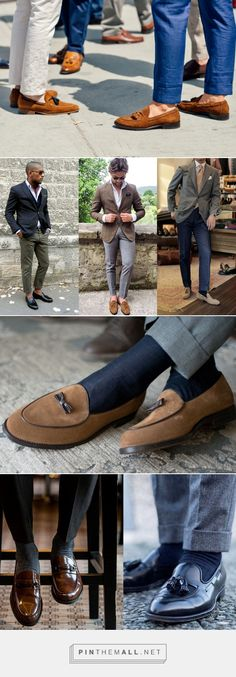 How to Wear Loafers | Man of Many