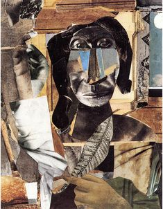 collage art | Romare Bearden: Conjur Woman and Collage | Art of Collage