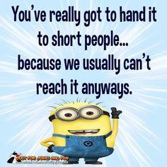 Despicable Me Funny, Funny Minion Memes, Minions Quotes, Minion Pictures, Funny Pictures, Sassy Quotes, Funny Quotes, Emoji Names, Dumb Blonde Jokes
