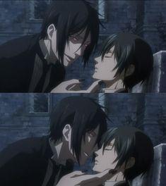 Sebastian e Ciel