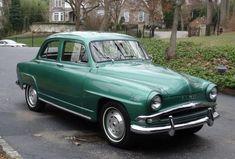 1959 Simca Aronde Front