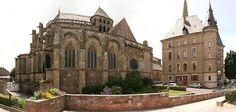 Redon - Abbatiale Saint-Sauveur et Mairie - Cylindrique - 20090704 - Alan IV, Duke of Brittany - Wikipedia, the free encyclopedia
