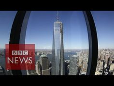 ▶ September 11: New World Trade Center rises from ashes - BBC News - YouTube