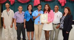 Ministerio de la Juventud reconoce jóvenes meritorios en SFM