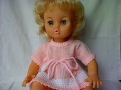 Buy A very rare pull-string talking first love doll (wearing an original first love doll dress) for