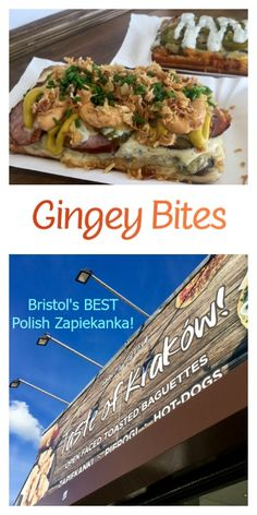 Bristolians might remember the zapiekanki window in Stokes Croft? Well Zapsy now have a shop selling their amazing pierogi and zapiekanka in Fishponds and the food is just as good as it always was!