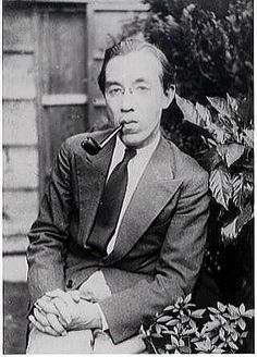 西脇順三郎, Junzaburo Nishiwaki,  poet and literary critic