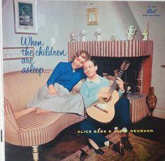 Alice Babs & Ulrik Neumann - When The Children Are Asleep (Vinyl, LP, Album) at Discogs