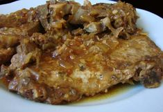 Crock Pot Pork Chops