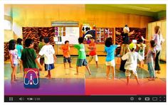 Dance Exercise Activities for Kids - Improv Dancing Game for Students.
