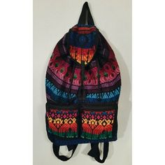 Tribal backpack Super Rad backpack! Can be used for school or whatever you want. No rips or stains. Bags Backpacks