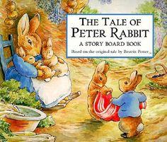 นิทาน การ์ตูนที่เด็ก (และผู้ใหญ่อย่างดิฉัน ) ชื่นชอบ     The Tale of Peter Rabbit, one of the most popular children's books of all time  The...
