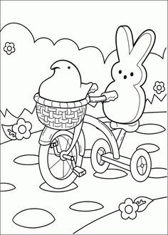 Easter color page, holiday coloring pages, color plate, coloring ...