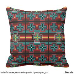 Choose from a variety of customizable pillow designs or create your own! Shop now for personalized pillows & more! Personalized Pillows, Cross Patterns, Compact Mirror, Custom Art, Pillow Design, Decorative Throw Pillows, Party Supplies, Pattern Design, Create Your Own