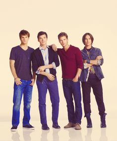 the gents of PLL