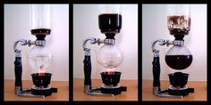Cool coffee maker.