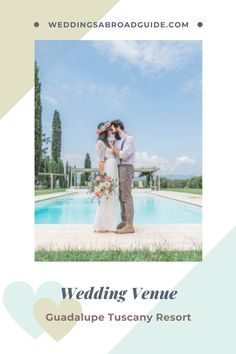 💕For a country chic wedding, Guadalupe Tuscany Resort is the perfect venue for your wedding in Italy. The venue sleeps 70 and can host a reception for 200. Find out more about them! Wedding Venues Italy, Italy Wedding, Destination Wedding, Chic Wedding, Wedding Vendors, Wedding Poems, Wedding Gifts, Weather In Italy, Italy Culture