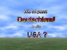 Ist die Ponderosa so groß wie Hessen oder eher wie das Saarland? Die USA sind ein großes Land, das vom Atlantik bis zum Pazifik reicht. Mehr Text s. Webseite unten >>
