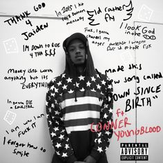 """Wara (@warafromthenbhd) From the NBHD Ft. Conner Youngblood (@Conner_YngBlood) - """"Down Since Birth"""" [Music]- http://getmybuzzup.com/wp-content/uploads/2015/05/wara.png- http://getmybuzzup.com/wara-ft-conner-youngblood/- Wara From the NBHDanalyzes the evils of money and how it can effect a person's life in """"Down Since Birth,"""" a new loose single from the ATL via NYC artist. The song is produced by and features vocals fromDallas singer/multi-instrumentalist"""