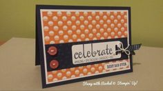 Fathers day / birthday card I made using sweet taffy dsp, fabulous four stamp set.
