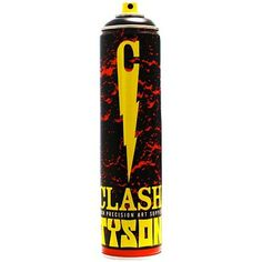 Image of Clash Paint - Clash Tyson (600ml, Bombing Can)