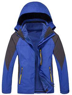 Minibee Couple Windproof Ski Sportswear/Waterproof Mountain Jacket (M, Blue) Minibee http://www.amazon.com/dp/B018XHHIWO/ref=cm_sw_r_pi_dp_f0IAwb12AW6PV